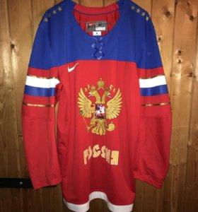 Хоккейный свитер