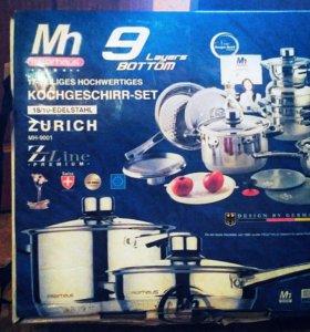 Набор посуды Millerhaus (17 предметов)