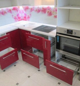 Кухни , шкафы-купе , прихожие , гостиные.