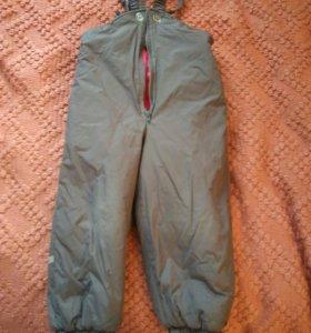 Kerry штаны зима на рост 92 см
