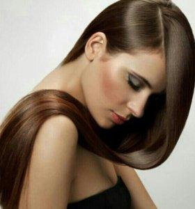 Полировка волос)Акция до конца сентября