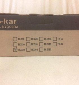 Тонер kyocera TK-330