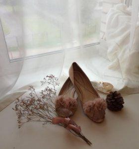 Туфли балетки RIA ROSA