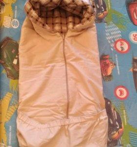 Одеяло-трансформер для малышей