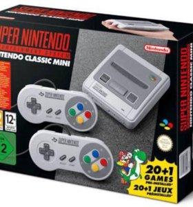 Nintendo Classic Mini Super Nintendo Entertainment