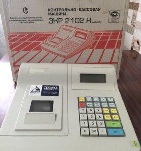 Продаётся кассовый аппарат ЭКР 2102К-Ф