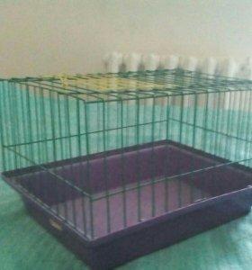 Клетка для грызунов:хомяк, крыса и т.д)