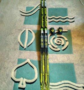 лыжи Fischer RCS Skate Jr 162