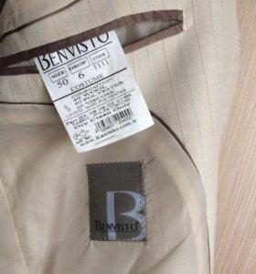 Костюм мужской(брюки,пиджак)