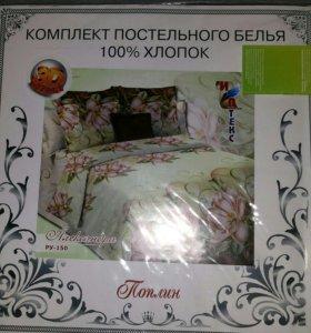 Комплект постельного белья, 3D