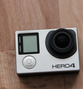 Камера GoPro Hero Black 4 с комплектующими
