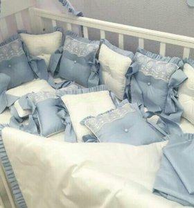 Комлект в кроватку