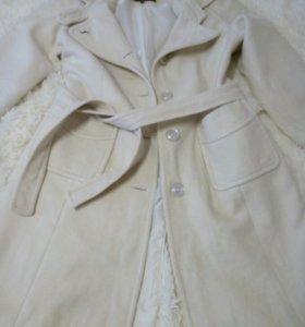 Пальто осеннее кашемир