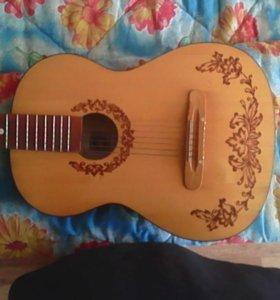 7-ми струнная гитара