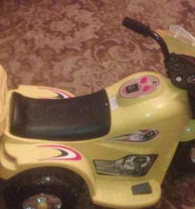 Электро скутер