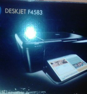Мфу hp DESKJET F4583