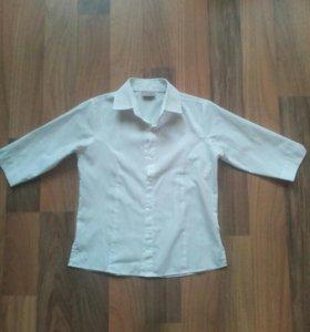 Школьная блуза.