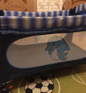 Манеж-кровать Jetem-C1 , Dolphin