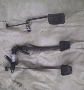 Педали от ВАЗ 21099