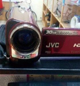 JVC GZ-MG330RER