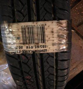 Одна новая шина r14