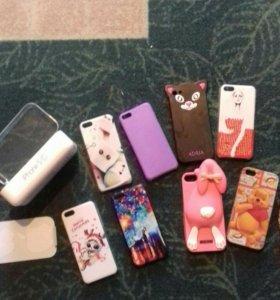 Чехлы на iPhone 5c и не только
