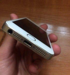 Айфон 5S 32 GB Gold