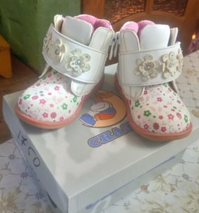 Ботиночки для принцессы 👸