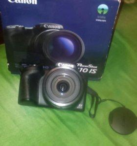 Продам полупрофисионалный фотоаппарат