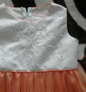 Платье к новогоднему утреннику!!!