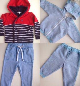 Пакет вещей / одежда детская, 80 размер