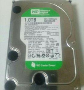 Жеский диск SATA 3.5 (винчестер)