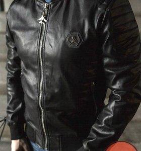 Брутальная куртка PHILIPP PLEIN