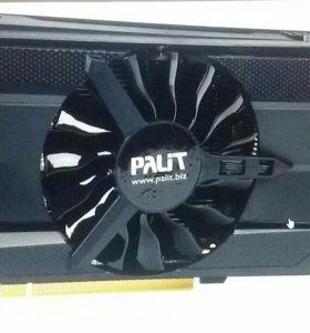 Видеокарта GTX 660 OC 2G PALIT