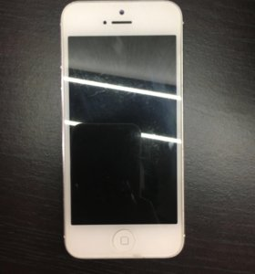 iPhone 5 White 64gb