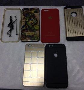 Чехлы для 6 айфона