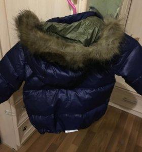 Куртка на мальчика( осень), размер 92-98