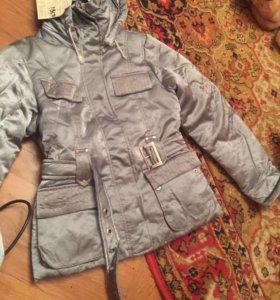 Куртка новая 46
