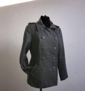 Новое тёплое пальто
