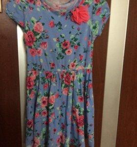 Платье Ostin kids рост 110