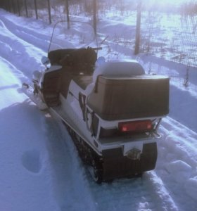 Снегоход Yamaha VK540 IV Limited