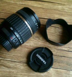 Объектив Tamron AF 18-200 для Canon