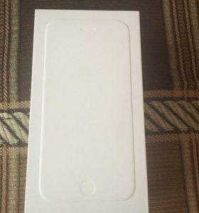 Коробка для iPhone 6 16гб