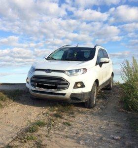 Форд экоспорт 2014г.в