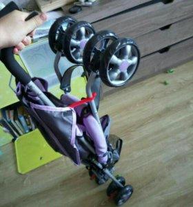 Новая коляска - трость stiony