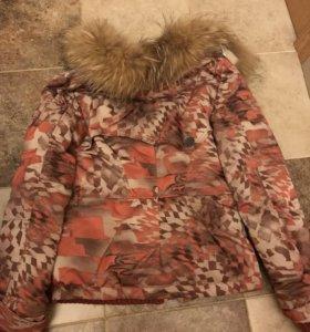 Куртка утеплённая, размер 42