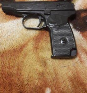 Резиновый пистоле