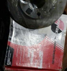Диски тормозные мазда 323