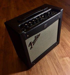 Комбоусилитель Fender Mustang I. Идеальное сост.