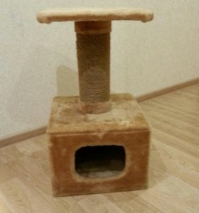 Домик для котят